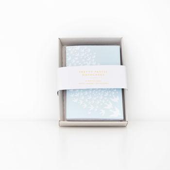 Pastel Notelets