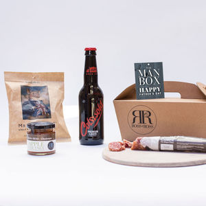 Father's Day Man Box