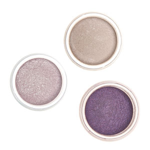 Purple Mineral Eyeshadow Kit - make-up