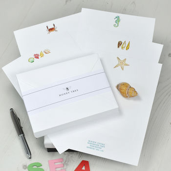 Under The Sea Writing Paper Gift Set