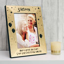 Personalised 16th Birthday Photo Frame