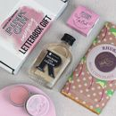 Emergency Pink Gin Letterbox Gift