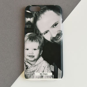 Photograph Personalised Mobile Phone Case - phone covers & cases