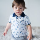 Sail Printed Baby Boy T Shirt