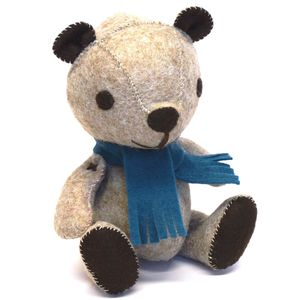 Felt Vintage Teddy Craft Kit - teddy bears