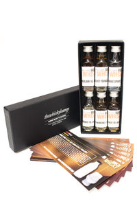 Introduction To Whisky Tasting Gift Box