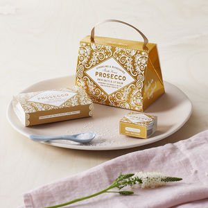 Prosecco Handbag Treat - beauty & pampering