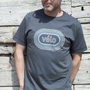 Vélo Cycling T Shirt