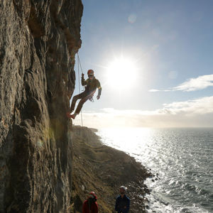 Learn To Rock Climb Experience - experiences