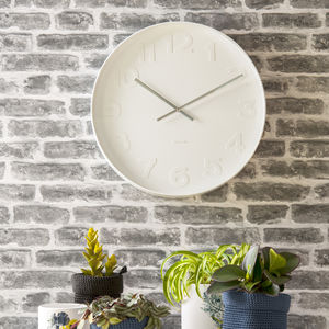 Minimalist Wall Clock - clocks