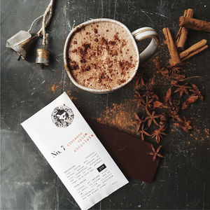 Organic Cinnamon Spice Chocolate - luxury chocolates