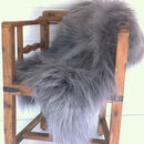 Icelandic Sheepskin Rug Various Colours