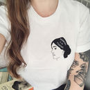 Virginia Woolf T Shirt