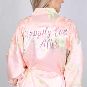 Happily Ever After Robe