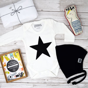 Star Baby Gift Box - gifts for babies