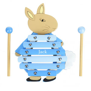 Personalised Peter Rabbit Xylophone
