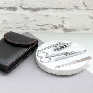 Men's Manicure Set - men's grooming & toiletries