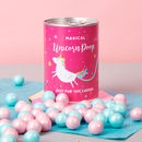 Personalised Magical Chocolate Unicorn Poop In A Can