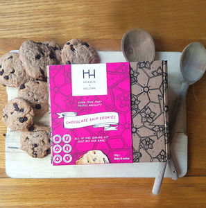Vegan And Free From Cookie Baking Kit - gifts for the health conscious