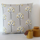 Moonlight Tree Cushion Cover