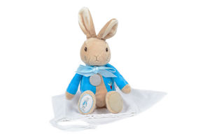 Personalised My First Peter Rabbit And Flopsy - for under 5's