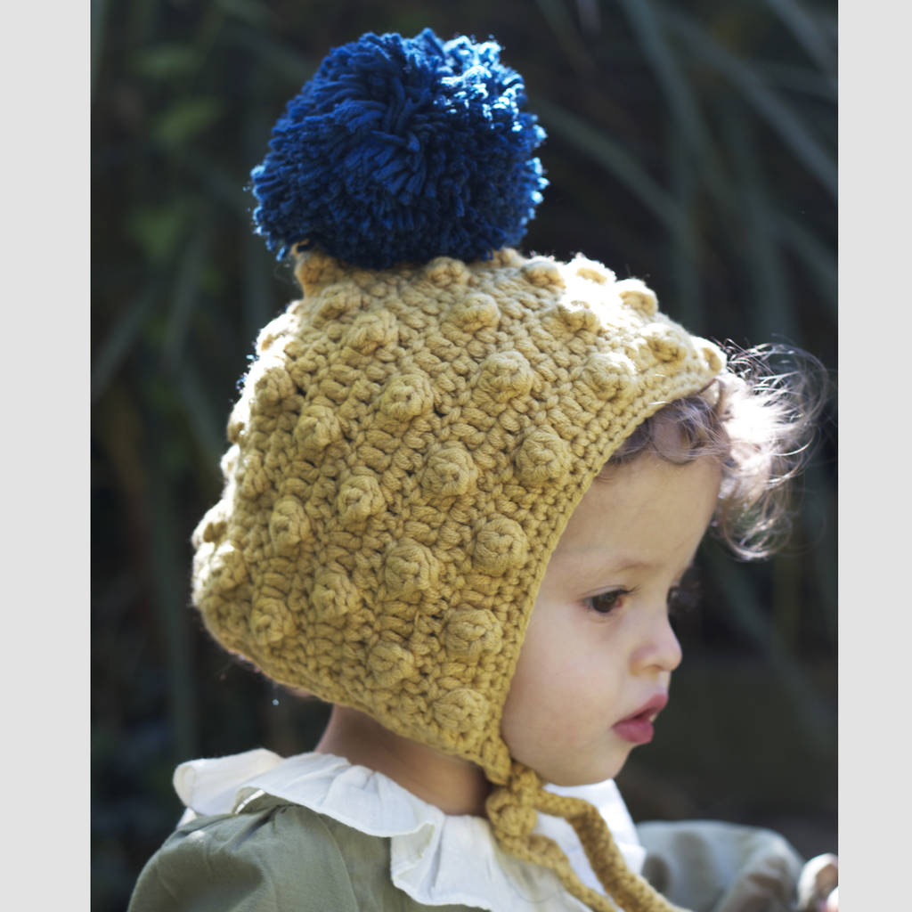 baby and child mustard pixie hat by viv   joe  3dbd0a55ffe