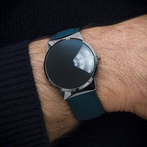 Kitt Motion Dial Watch - what's new