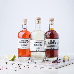 Craft Cocktail Collection - gifts for him