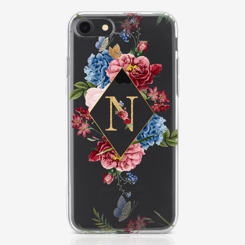 Personalised Initial Phone Case