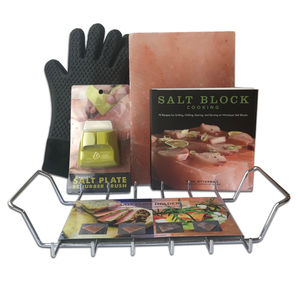 Himalayan Salt Deluxe Cooking Kit