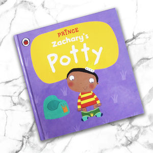 Personalised Potty Training Book: Prince Potty - baby & child sale