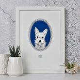 Cameo Pet Portraits - prints & art