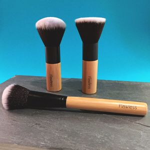 Expert Makeup Brush Set Vitally Flawless - make-up brushes
