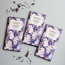 Earl Grey Tea And Bergamot Dark Chocolate