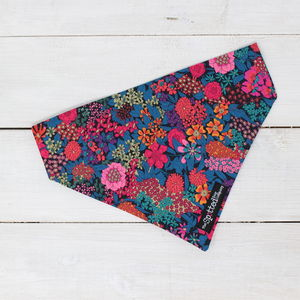 Beatrix Liberty Fabric Dog Bandana - dogs