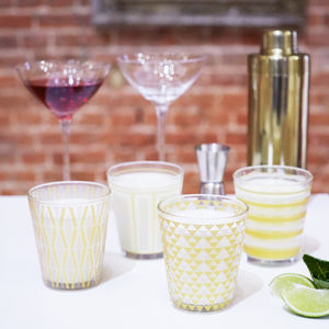 Mixology Cocktail Candles - candles & home fragrance