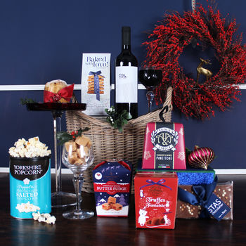 The Merry And Bright Christmas Hamper