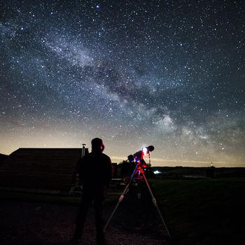 Private Couples Stargazing Experience In Wales