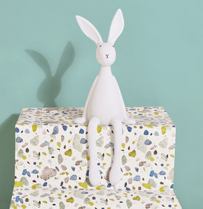 Adorable Bunny Night Light - children's room