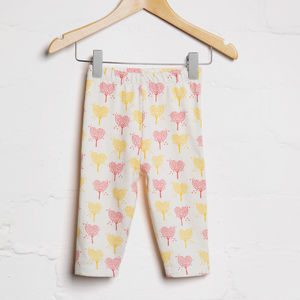 Heart Tree Legging