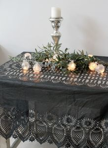 Lacework Tablecloth - tablecloths