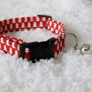 Merry Christmas Dog Collar - clothes