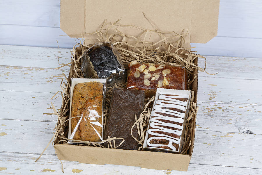 Alternative Flour Cake Box By Blackberry Cottage