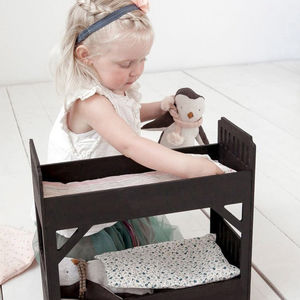 Maileg Wooden Toy Bunkbed