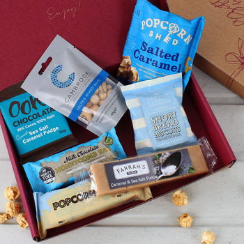 The Delectable Delights Letterbox Gift