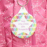 Personalised 1st Day At School Bag Tag - baby & child