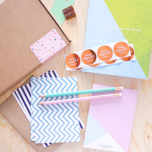 Stationery Goodie Gift Box