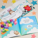 Personalised 3rd Birthday Children's Book