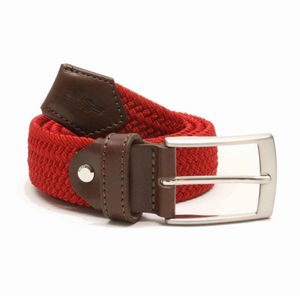 Woven Elasticated Belt - belts