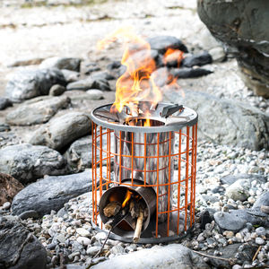 'The Horizon' Portable Camping Stove - original gifts for him
